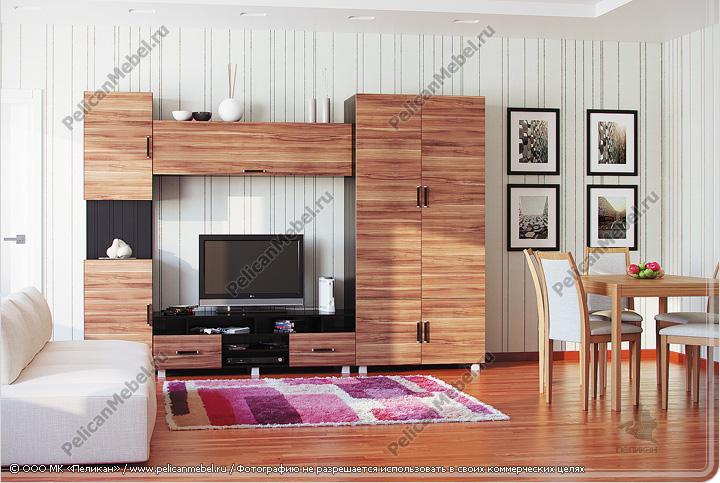 Мебель для гостинной фабрики Zilio System Class