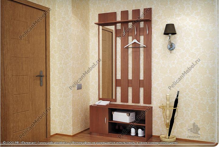 Мебель в прихожею своими руками