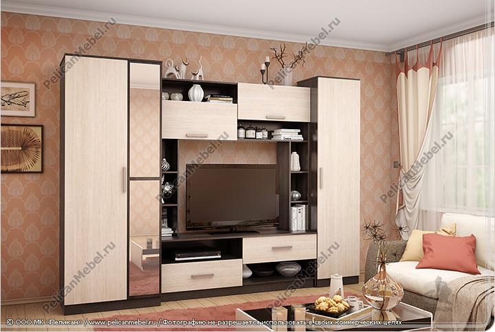 монако мебель для гостиной корпусная мебель пензы от
