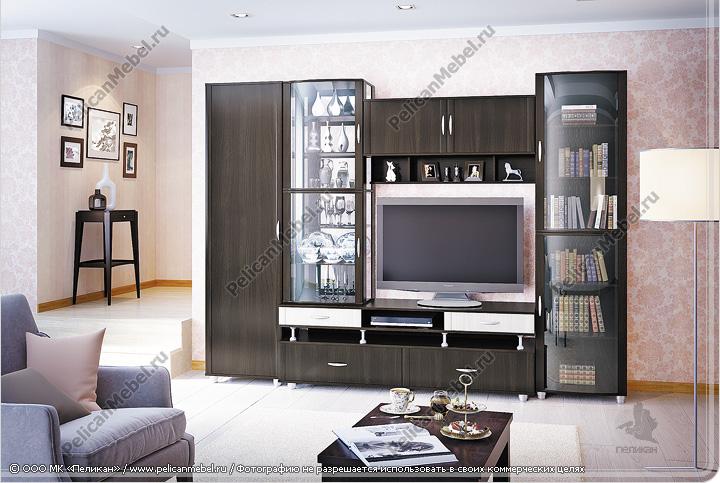 корпусная мебель для гостиной премьера производитель в пензе