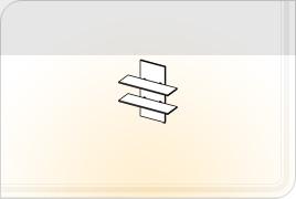 Элементы корпусной мебели для гостиной «Глория» - Полка навесная - 3. ПН-3