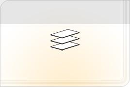 Элементы корпусной мебели для гостиной «Глория» - Полки в пенал. ПП