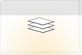 Элементы корпусной мебели для гостиной «Глория» - Полки в шкаф. ПШ