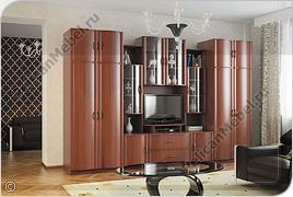 Корпусная мебель для гостиной «Магнолия» - Вариант комплектации 005