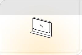 Техническая информация мебели для спальни «Соната» - Соната зеркало