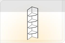 Техническая информация шкафов - Угол Уют
